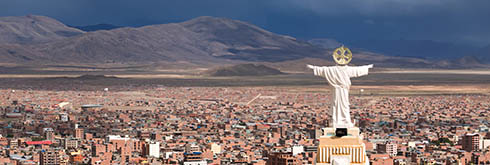 Bolivia Tours and Activities