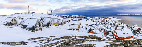 Greenland Tours and Activities