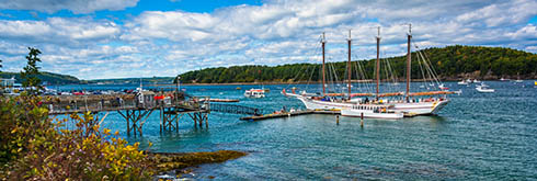 Maine Tours and Activities